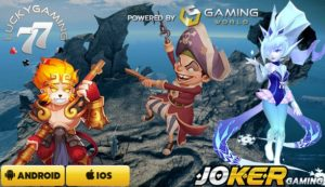 Mesin Slot Joker Gaming